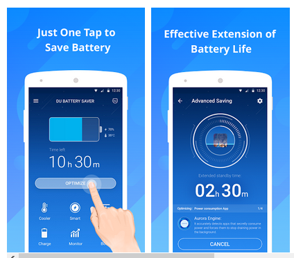 DU Battery Saver - Battery Charger & Battery Life APK Download