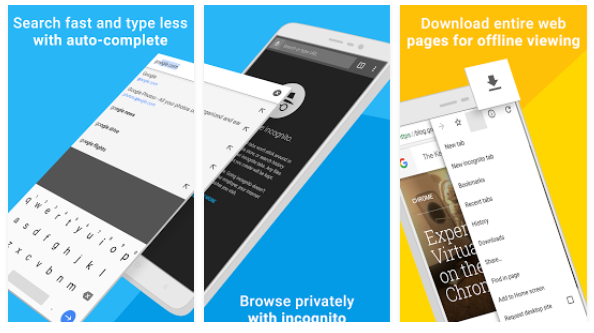 Google Chrome APK Download