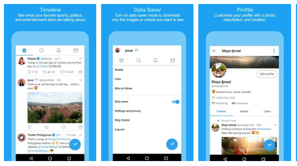 Twitter Lite APK Download