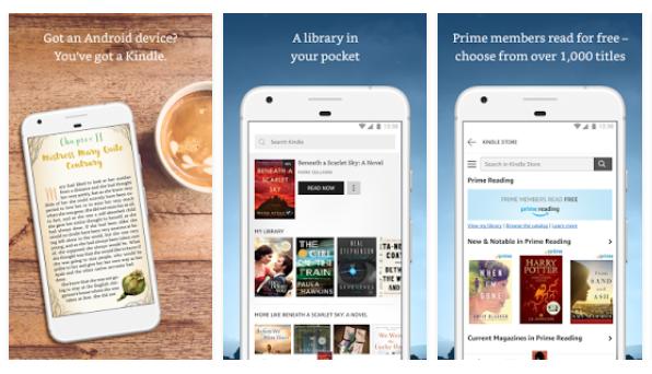Amazon Kindle APK Download