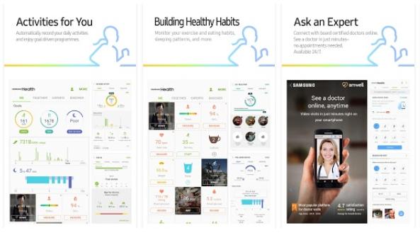 Samsung Health APK Download