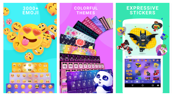 Emoji keyboard APK For Android