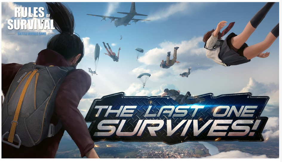 RULES OF SURVIVAL APK