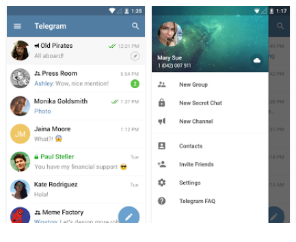 Telegram APK Download
