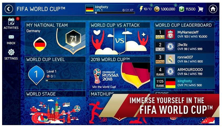 FIFA World Cup APK