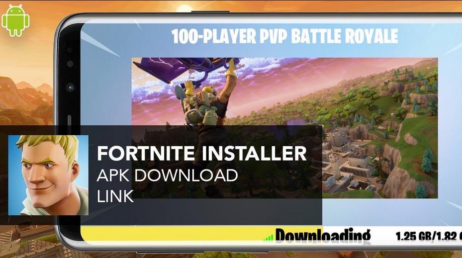 Fortnite Installer APK